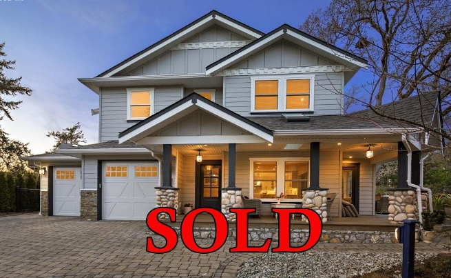 Esquimalt Family Home sold by David Stevens